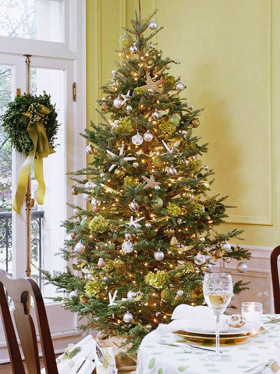 Weihnachtsbaum modern design