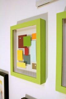 Old Frames, New Art