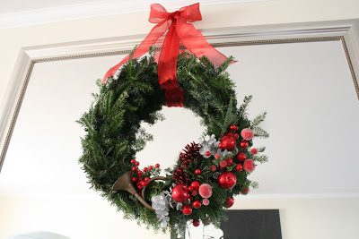 Indoor wreath