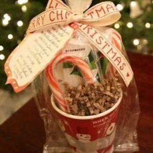 Starbucks Teacher's Gift