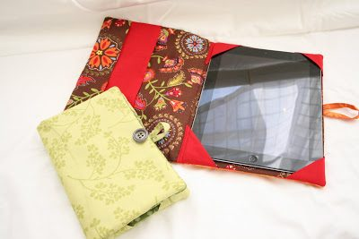 Kindle and iPad Cover