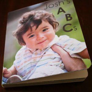 ABC Board book
