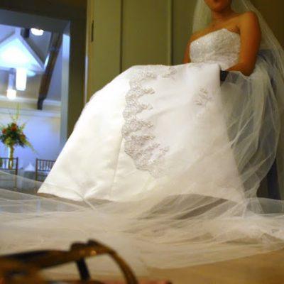 Wedding Dress: What I Wore