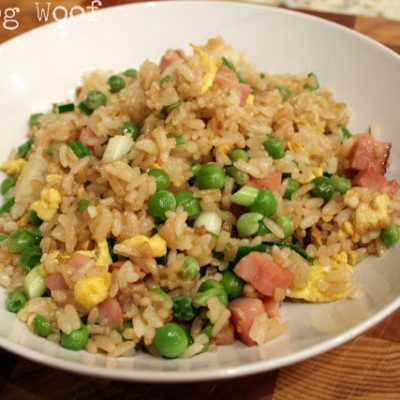 Homestyle Fried Rice