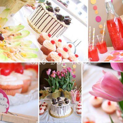 Mom's Birthday Party