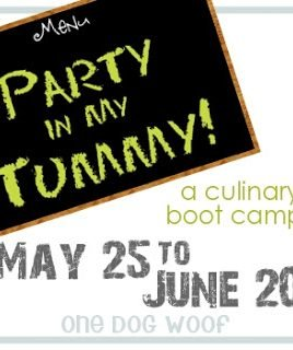 Party In My Tummy! Starts May 25