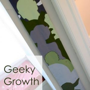 Geeky Growth Chart