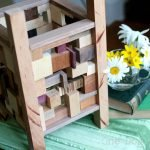 Scrap Wood Lantern Tutorial