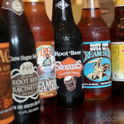 A Root Beer Tasting