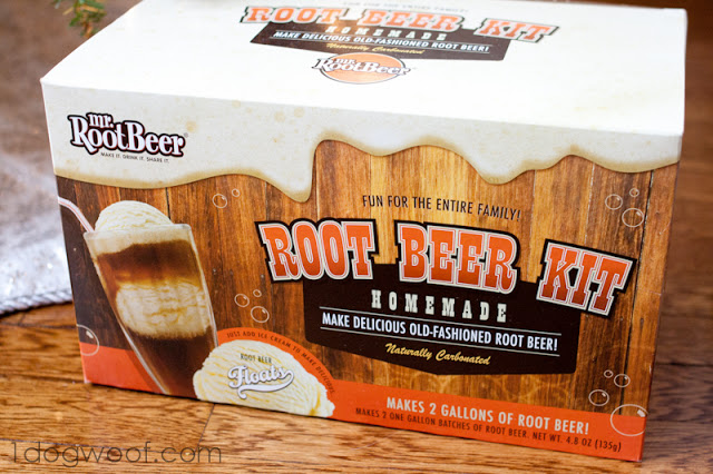 Make your own root beer kit
