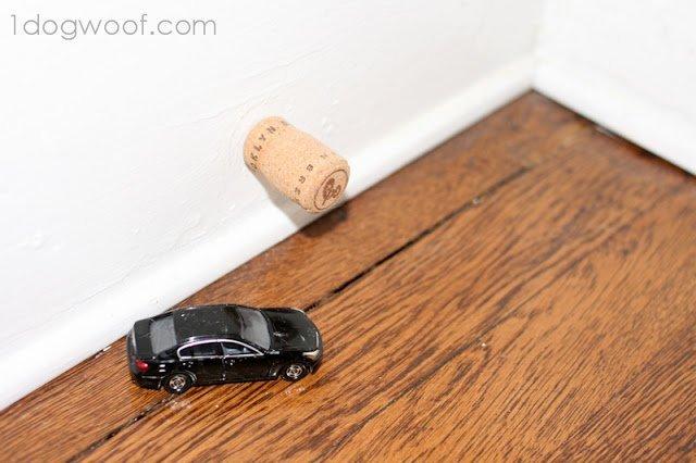 Repurposed Wine corks