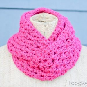 Double Strand Infinity Scarf