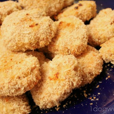 Baked (Ground) Chicken Nuggets