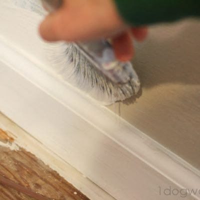How to Paint Without Taping