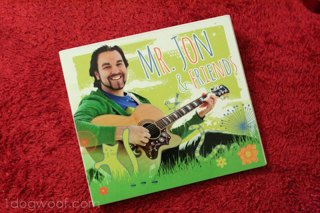 Mr. Jon and Friends CD