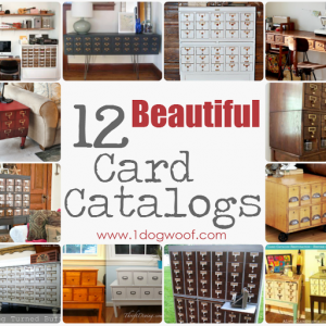 Card Catalog Roundup