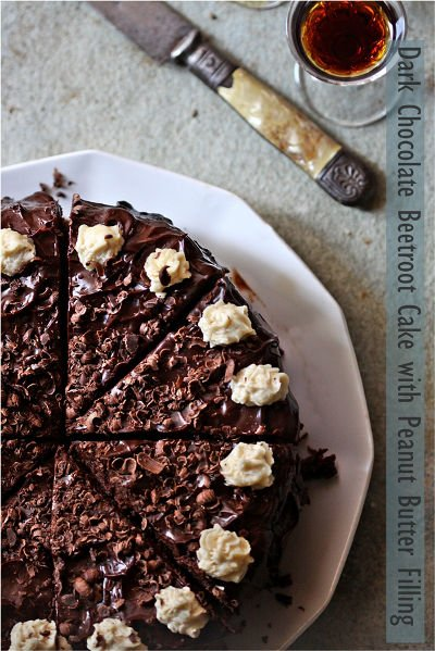 Dark-Chocolate-Beetroot-Cake-with-Peanut-Butter-Filling
