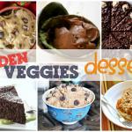 Hidden Veggies Round-Up: How to Hide Vegetables in Dessert
