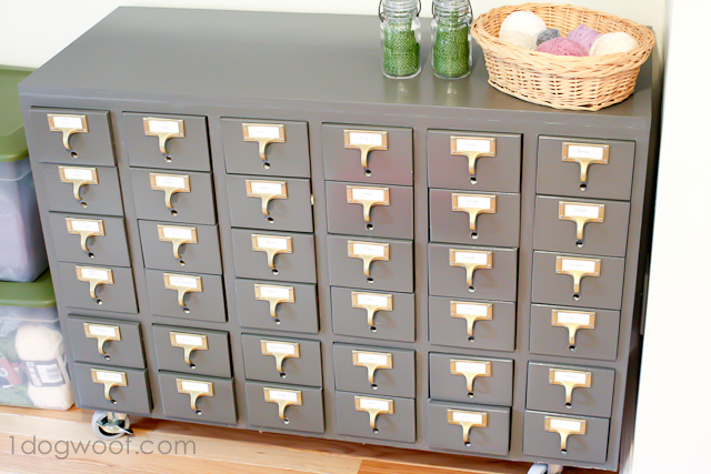 One Dog Woof: Card Catalog Reveal