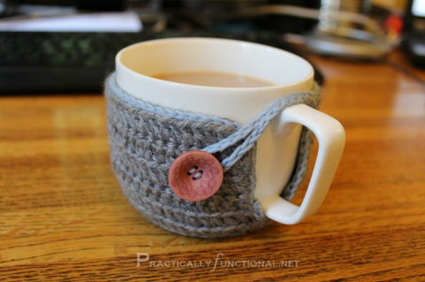 Crocheted-Coffee-Mug-Cozy