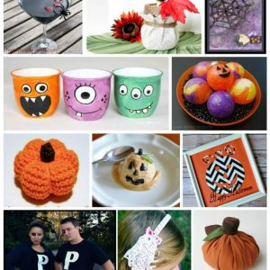 12 Halloween Tricks and Treats from #MyFavoriteBloggers