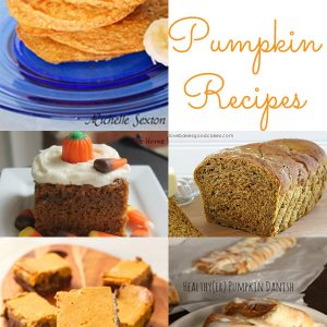 5 Fall Pumpkin Recipes from The Project Stash