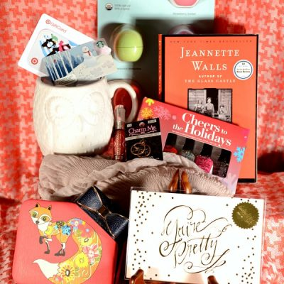 #MyFavoriteBloggers Stocking Stuffer Giveaway