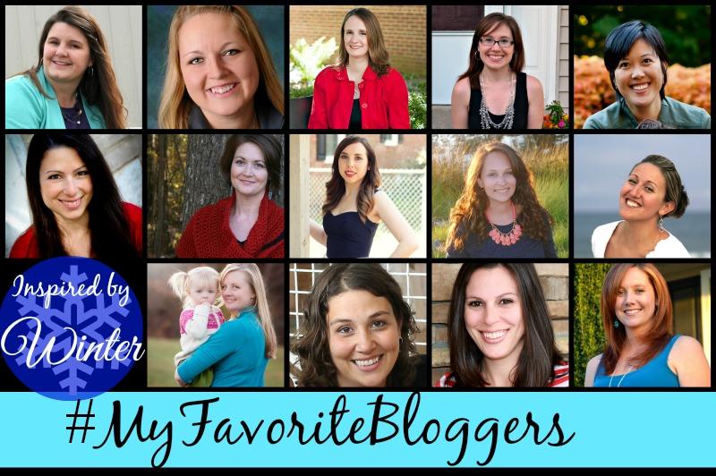 December MyFavoriteBloggers.