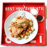 The Best and Easiest Roast Chicken Recipe Ever!