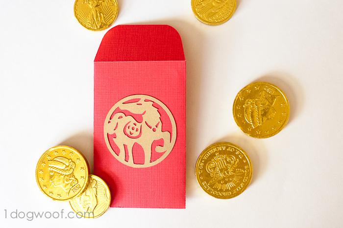 diy red envelopes - Red Envelopes Chinese New Year