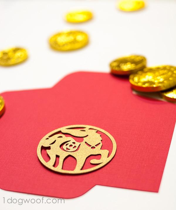 DIY red envelopes