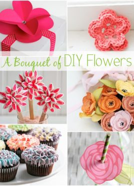 DIY Flowers Roundup for Spring: Friday Finds