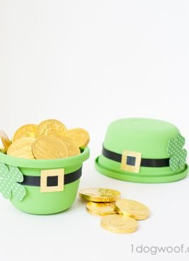Leprechaun Hat Treat Bowl