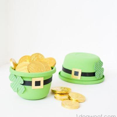 Leprechaun Hat Treat Bowl