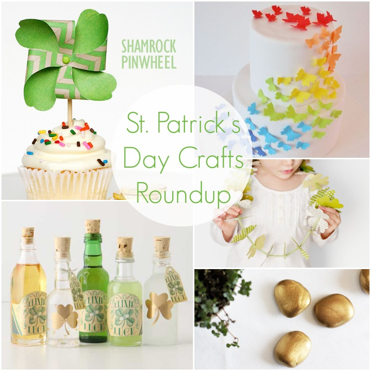St. Patrick's Day Crafts Roundup