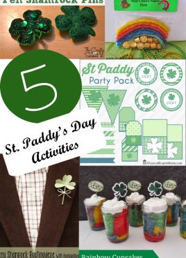 The Project Stash: 5 St. Patrick's Day Activities