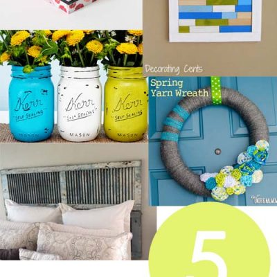 5 DIY Mother's Day Gifts at The Project Stash