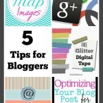 5 Tips for Bloggers at The Project Stash