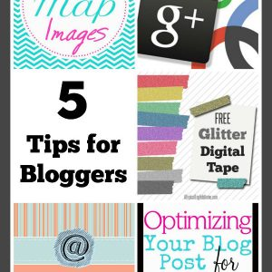 5 Tips for Bloggers | www.1dogwoof.com