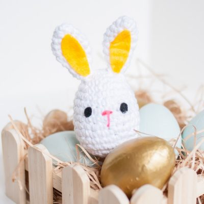 Crochet Easter Bunny Pattern