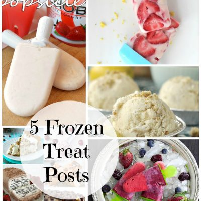 5 Fun Frozen Treats at The Project Stash