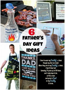 Last Minute Father's Day Gift Ideas at The Project Stash
