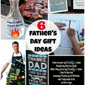 Father's Day Gift Ideas | www.1dogwoof.com