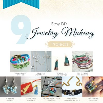 ConsumerCrafts $100 Giveaway & FREE Jewelry Project E-book