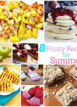 Fruity Summer Treats at The Project Stash