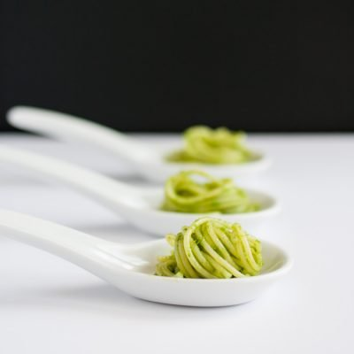 Garlic Chive Pesto