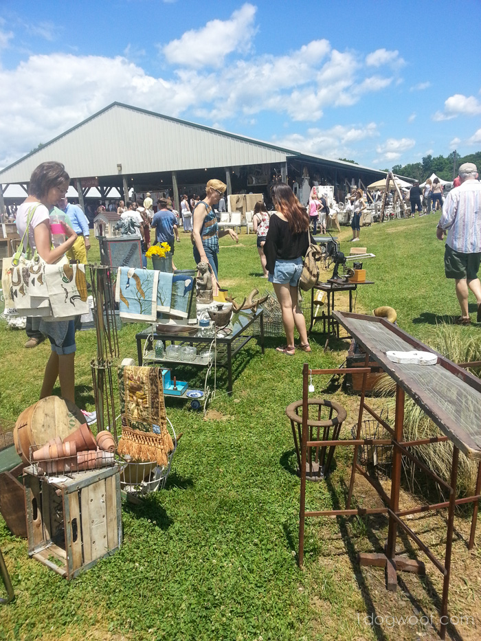 Country Living Fair in Rhinebeck