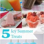 Icy Summer Treats at The Project Stash