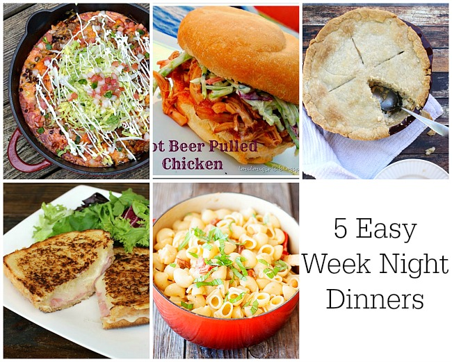 5-Easy-Week-Night-Dinners
