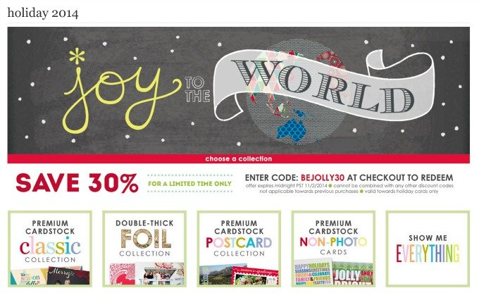 30% discount on Erin Condren holiday collection
